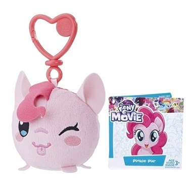 My Little Pony My Little Pony Klipsli Mini Pony Peluş Pinkie Pie Renkli